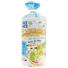 Gallette di riso con quinoa 100g