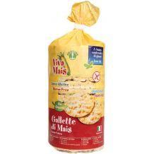 Gallette di mais con sale Viva Mais 100g