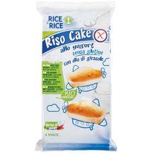 Riso cake allo yogurt 4x45g