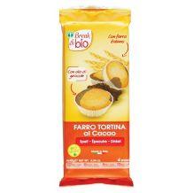 Farro tortina al cacao Probios  4x45g