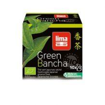 T? verde Bancha in 10 filtri Lima