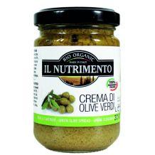Crema di olive verdi Il Nutrimento